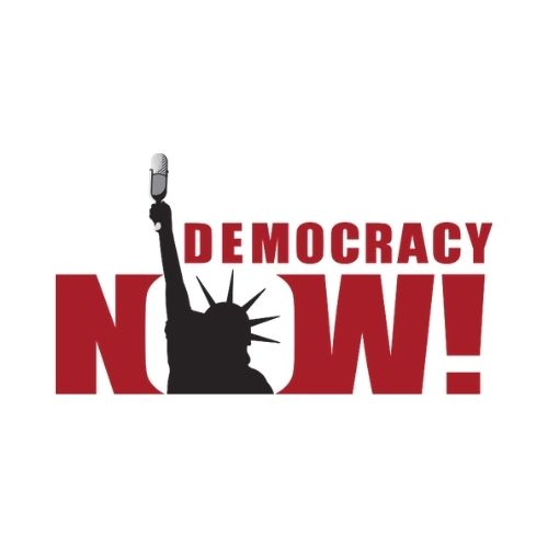 WATCH: Maria Hinojosa & Cornel West on the Promise & Dangers of the Biden Admin on Democracy Now!